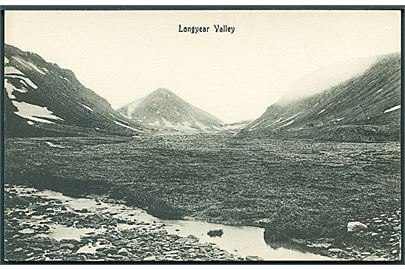 Svalbard. Longyear Vally. J. & Cos. Eftf. u/no.