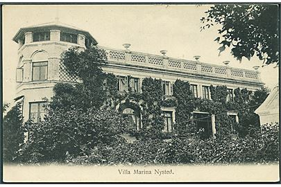 Nysted, Villa Marina. U/no.