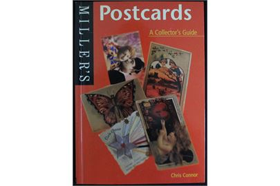 Postcards - a collector's Guide af Chris Conner. 64 sider.