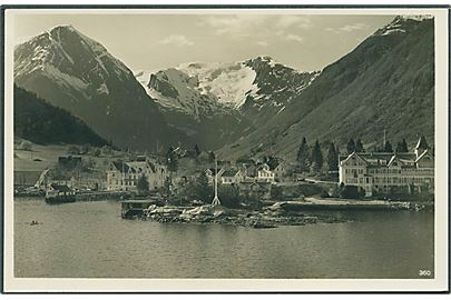 Norge. Balholm am Sognefjord. C. M. & S. no. 360.