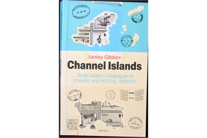 Channel Island - Specialised Catalogue of Stamps and Postal History. Stanley Gibbons 1983. 452 sider.