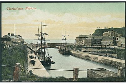 Charlestown Harbour. Argall's Series u/no.