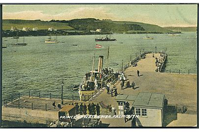 Falmouth. Prince of Wales pier. No. 647.
