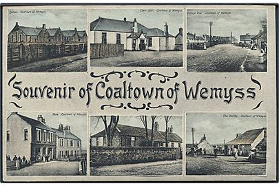 England, Coaltown of Wemyss. U/no.