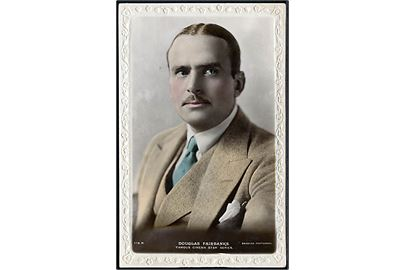 Douglas Fairbanks. Famous cinema star series. Beagles no. 115 P.