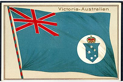 Victoria - Australien Flag. G. H. Z. & Co. no. 11681.