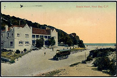 Cape Town. Beach Hotel, Hout Bay. Valentine & Sons Publishing no. 500261.