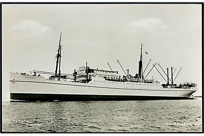 M/S Lalandia. The East Asiatic Company u/no.