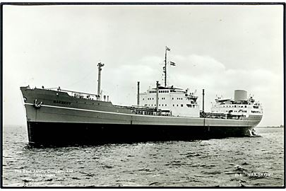 M/S Nakskov. The East Asiatic Company u/no.