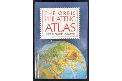 The Orbis Philatelic Atlas af Kenneth F. Chapman. 356 sider.