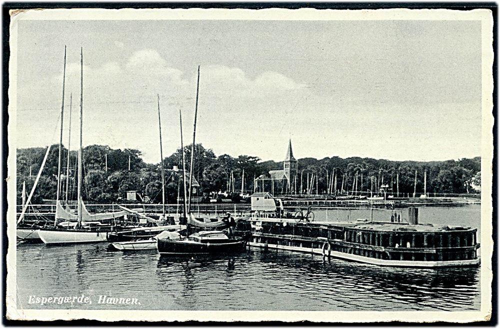 https://www.stamps.dk/image/183448/width1000/danmark-15-oere-karavel-paa-brevkort-espergaerde-havn-fra-humlebaek-d-3-6-1942.jpg