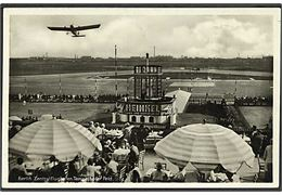 Fly over Tempelhof i Berlin, Tyskland. G. Stilke u/no.