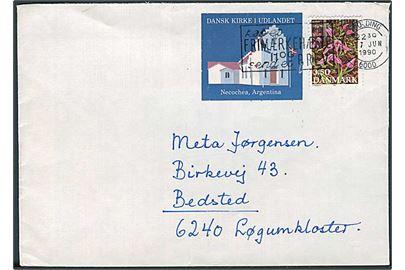 brev til udlandet