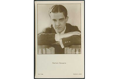 Ramon Novarro. Hollywood skuespiller. Ross Forlag no. 5101/2.