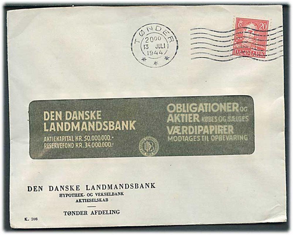 den danske landmandsbank