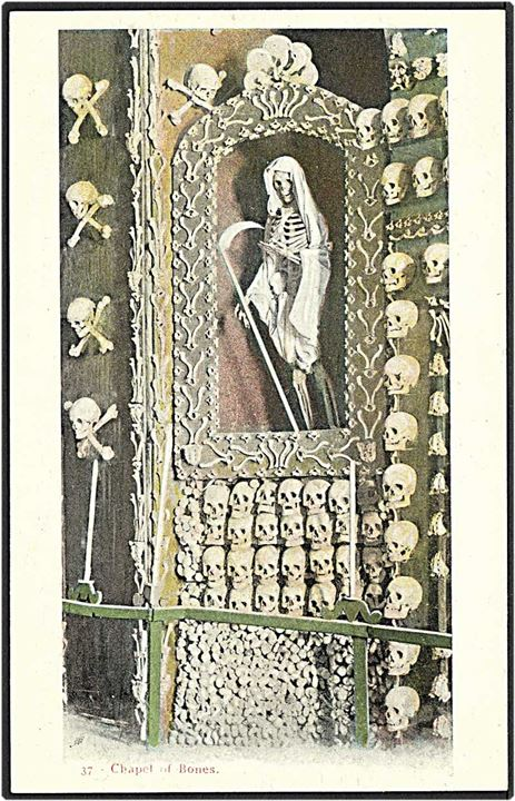 Chapel of Bones. No. 37.