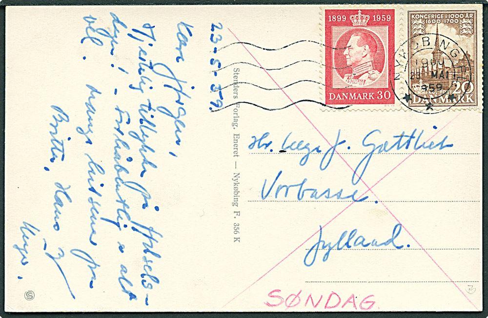 postkortet