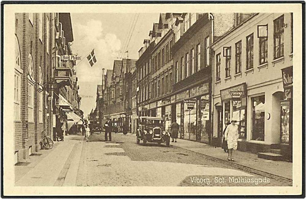 sct mathias gade viborg