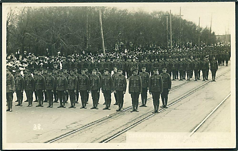 Decoration Day Parade May 1916 I Canada Meyers Photo No 38