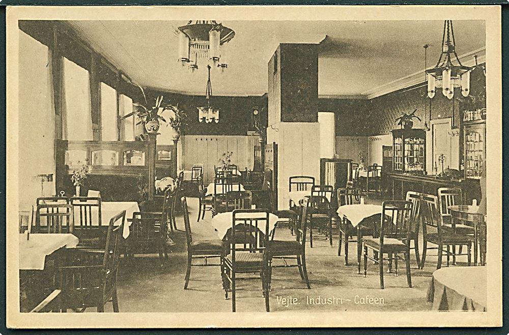 Spisestuen fra Industri Cafeen i Vejle Stenders no 40474 7100