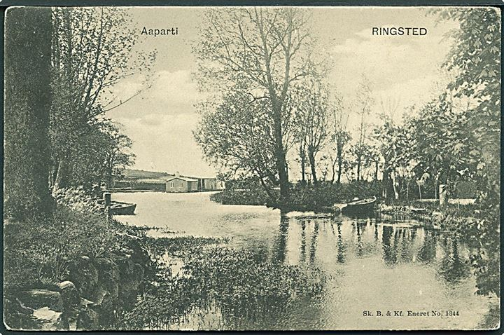 Aaparti ved Ringsted. Sk. B. & Kf. no. 1344.