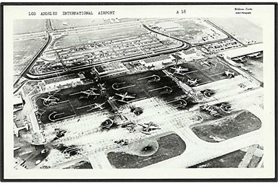 Los Angeles International Airport. W. Eccles no. 18.